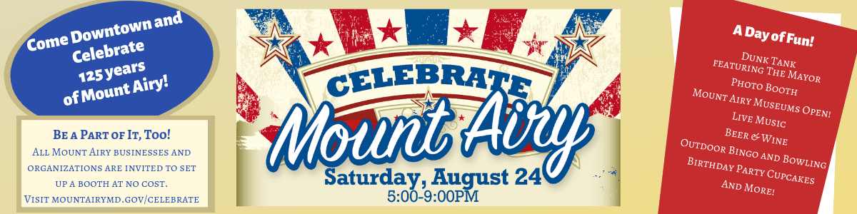 Celebrate Mount Airy