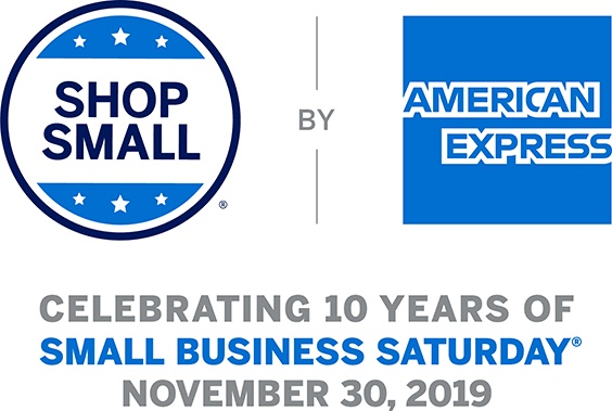 10 Years of Small Business Saturday Graphic